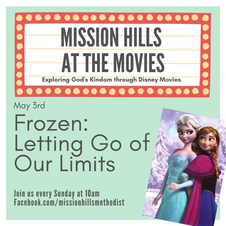 Frozen: Letting Go of Our Limits
